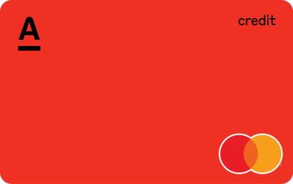 Кредитная карта Альфа-Банк 100 дней без процентов Classic